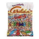 Cerdán Caramelos Ácidos duro dos Lazos sabores ácidos variados 300 Unidades 1 kg