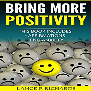 Bring More Positivity audiobook cover art