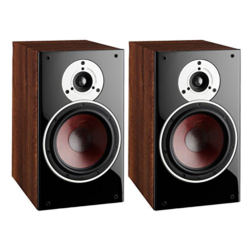 DALI - ZENSOR 3 - Bookshelf Speakers (Pair, Light Walnut)