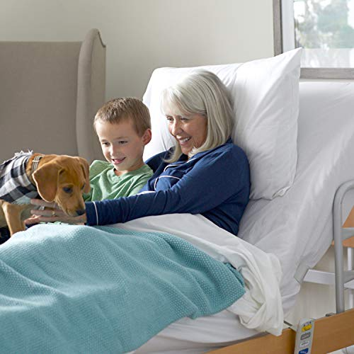 """Invacare Etude Homecare / Hospital Full Electric Bed, 80"""" L x 36"""" W, 360 lb. Weight Capacity, ETUDE-HC"""