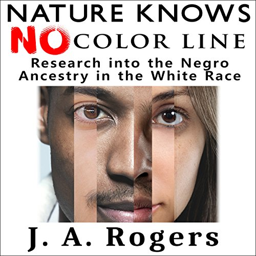 Nature Knows No Color-Line audiobook cover art
