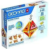 Geomag- Bloques de Construcción Magnéticos, Multicolor (470)