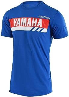 Troy Lee Designs 2018 Yamaha RS1 T-Shirt-Blue-S