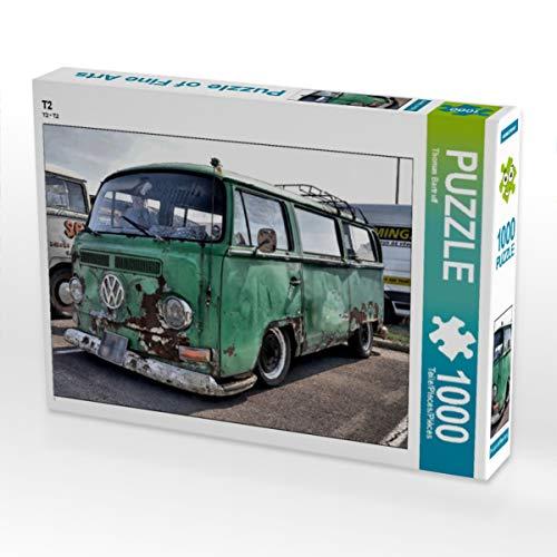 CALVENDO Puzzle T2 1000 Teile Lege-Größe 64 x 48 cm Foto-Puzzle Bild von Thomas Bartruff