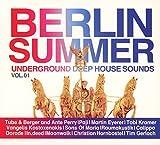 Berlin Summer Vol.1-Best of Deep Sound
