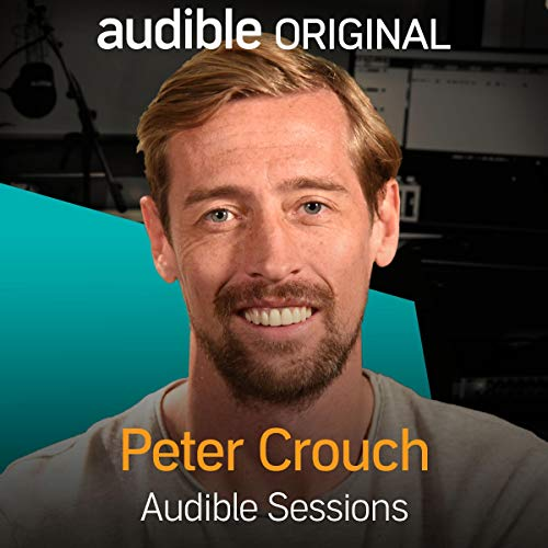 Peter Crouch cover art