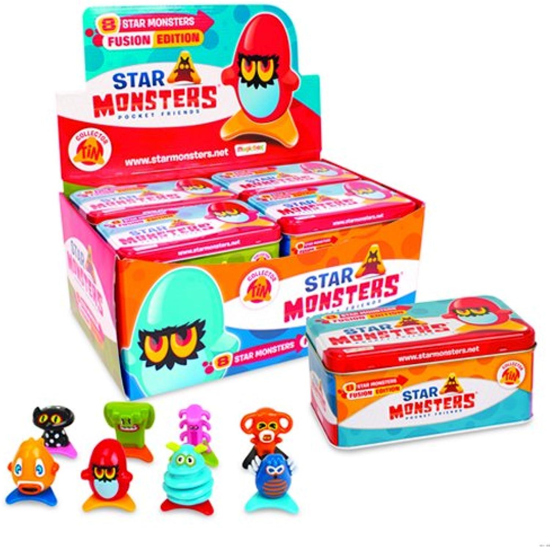 Magic Box Star Monsters Tin (MultiColour)