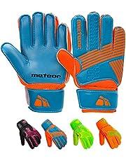 meteor Voetbal keeperhandschoenen - Soccer Football Handschoenen voor kinderen jongens CATCH