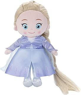 ディズニーキャラクター ぬいぐるみ マイフレンドプリンセス ヘアメイクプラッシュドール アナと雪の女王2 エルサ高さ 20㎝