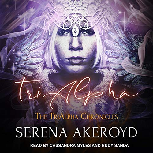TriAlpha audiobook cover art