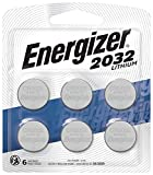 Energizer CR2032 Batteries, 3V Lithium...
