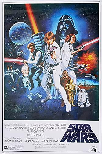 Grupo Erik Star Wars Classic, Poster
