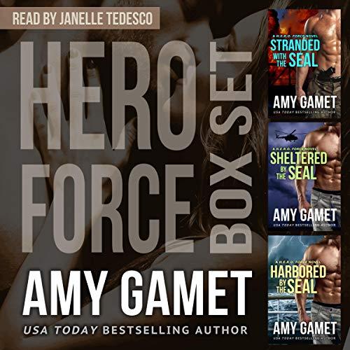 HERO Force Box Set audiobook cover art