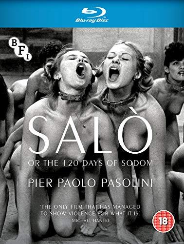 Salo. Or The 120 Days of Sodom (2 Blu-Ray) [Edizione: Regno Unito] [Import]