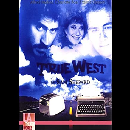 True West Audible Audio Edition Sam Shepard
