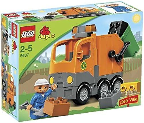 están haciendo actividades de descuento LEGO Duplo Transporte 5637 - Camión de Basura    (Ref. 4540769)  40% de descuento