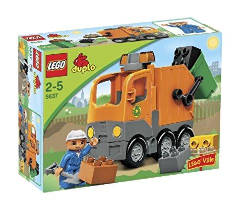 LEGO Duplo Ville 5637 - Müllabfuhr