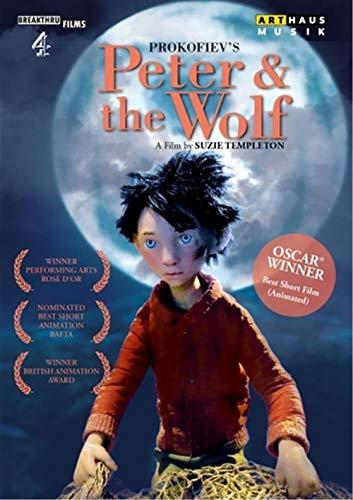 Prokofievs Peter & der Wolf (Animationsfilm) [DVD]
