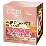 L'Oreal Paris Age Perfect Golden Day Care a fortificar de 20 fps a 50 ml