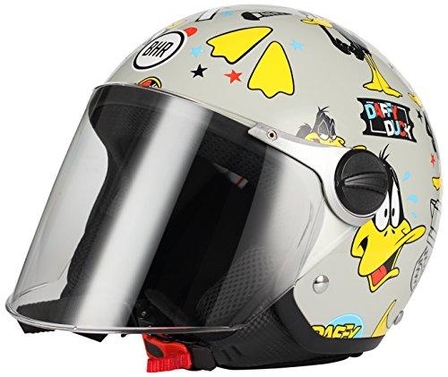 BHR, Motorradhelm, Demi-Jet One 801 L Duffy Duck