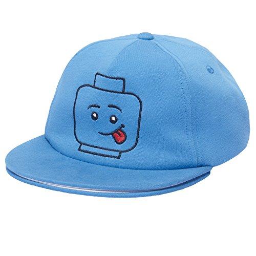 LEGO Wear Jungen LEGO BOY CARLOS 155 - CAP Kappe,, per pack Blau (Blue 538), 56 (Herstellergröße: 56)