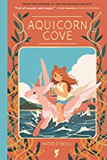Image of Aquicorn Cove by K. Brand catalog list of Oni Press.