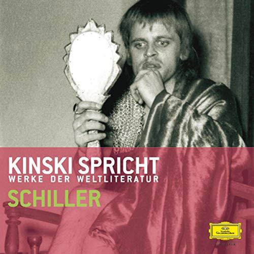 Kinski spricht Schiller Titelbild