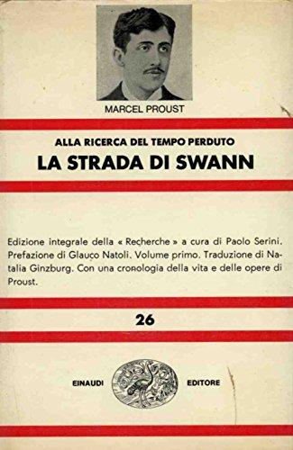 La strada di Swann Alla ricerca del tempo perduto 1