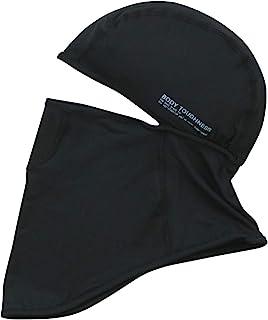 おたふく手袋 ボディタフネス 冷感・消臭 パワーストレッチ フルフェイスマスク JW-614 ブラック f