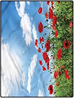 カーペット 耐久性 吸水 在宅 モロッカンデザインラグ 约 180*250cm フラワーチャイルドプレイ寮家の装飾敷物モダンエリア敷物カーペット寝室リビングルーム野生植物ハーブ植物学 多色選 厚い ラグカーペット ラグ ふわふわ