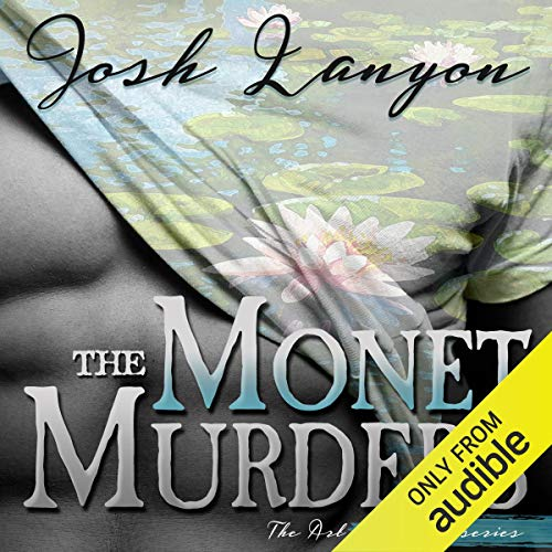 Couverture de The Monet Murders
