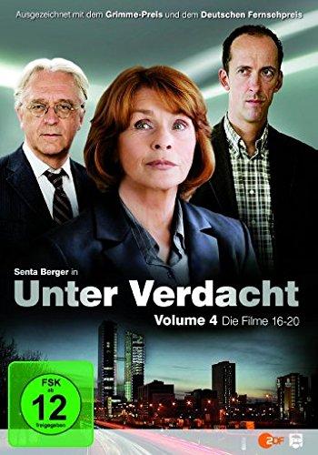 Unter Verdacht - Vol. 4 (3 DVDs)