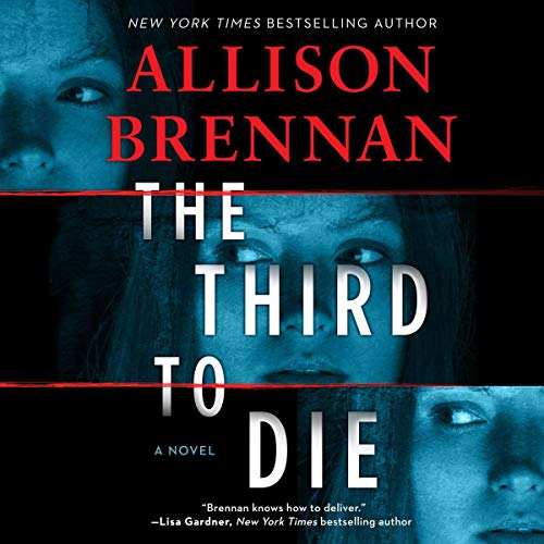 The Third to Die audiobook cover art