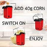 Zoom IMG-2 gadgy macchina per popcorn ad