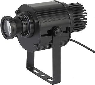 LED GOBO Logo Proyector Luz Exterior IP65 Resistente Al Agua con Zoom Manual Y Enfoque Gobos Personalizados 30W para Uso En Interiores Al Aire Libre