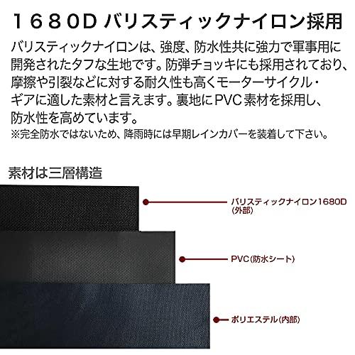 プロト『IGAYA(イガヤ)キャンプツーリングシートバッグ(IGY-SBB-R-0040)』