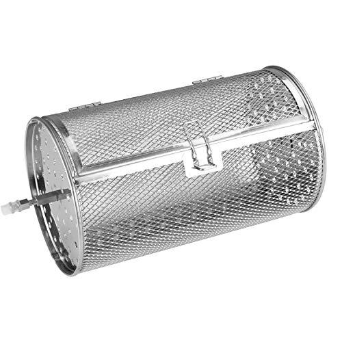 Aigostar Accesorio para horno de aire Aigostar Master – Cesta giratoria, perfecta para patatas, verduras o palomitas