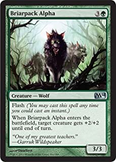 Magic: the Gathering - Briarpack Alpha (166/249) - Magic 2014 - Foil by Magic: the Gathering