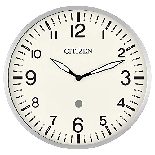 Citizen CC5012 Echo Compatible Smart Wall Clock  $48 at Amazon