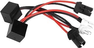 LED Decoder, 2 Stück T10 LED Canbus Scheinwerfer Decoder Gerät Anti Flicker Widerstände Error Canceller