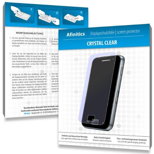 Afinitics Pellicola protettiva per Humminbird-Ecoscandaglio PiranhaMAX 215 portatile, alta qualità, Made in Germany
