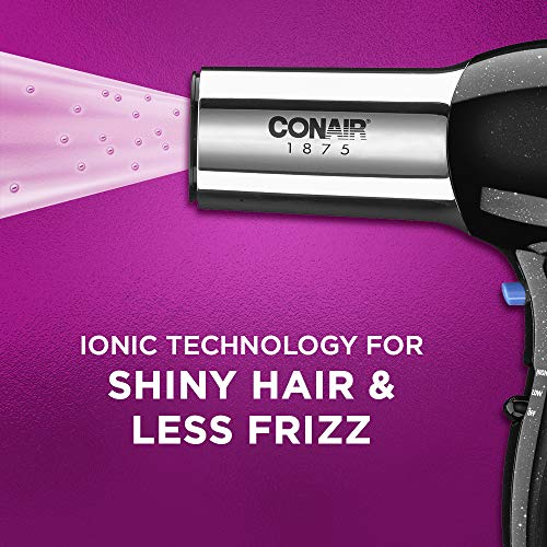 Conair 1875 Watt Full Size Pro Hair Dryer