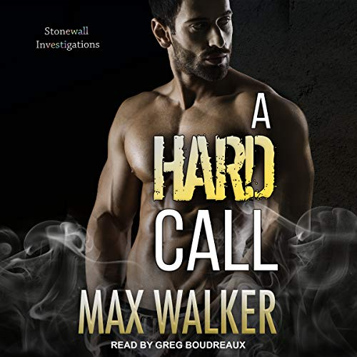 A Hard Call audiobook cover art