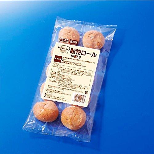 【冷凍】 業務用 テーブルマーク 穀物ロール 10個入り 14種類の 穀物 配合 冷凍 パン【入り数2】