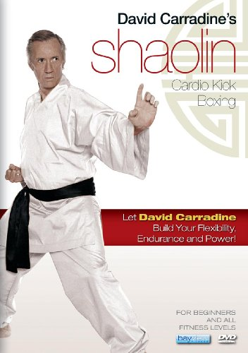 David Carradine's Shaolin Cardio Kick Boxing Workout