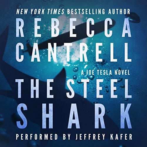 The Steel Shark audiobook cover art