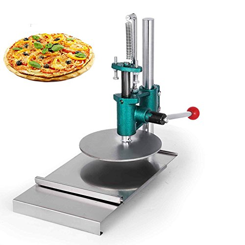 INTBUYING Stainless Steel Household Pizza Dough Pastry Manual Press Machine Kitchen Tools(item#...
