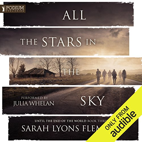 All the Stars in the Sky audiobook cover art