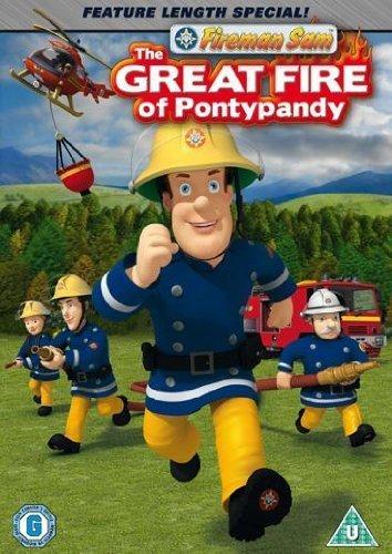 FIREMAN SAM THE GREAT FIRE OF PONTYPANDY