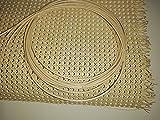 Restauraciones Vintage Kit de Rejilla Mimbre para reparación de sillas, Incluye...